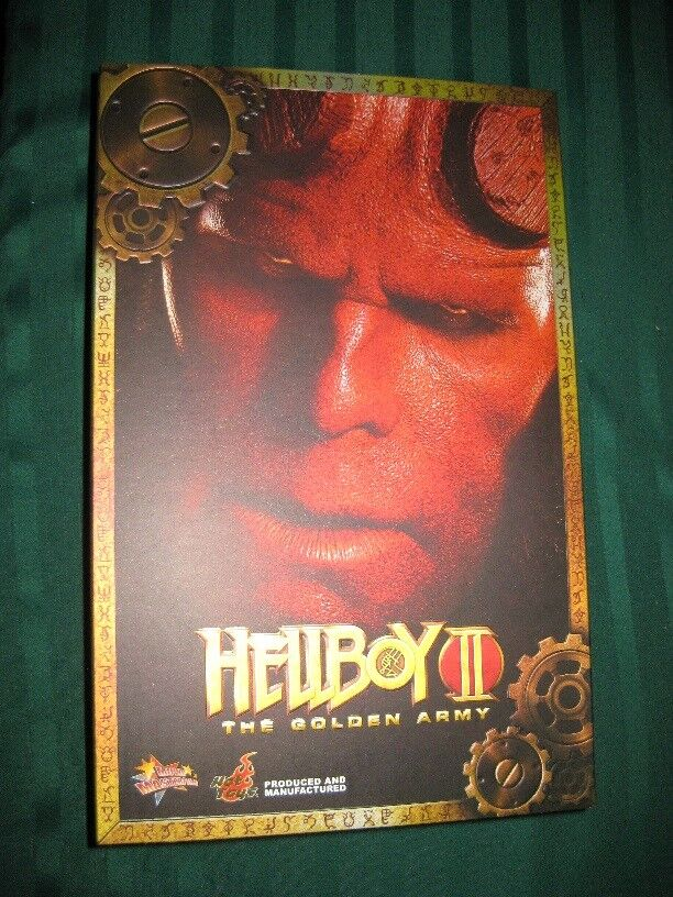 Hot Toys Hellboy The oroen Army 1 6 scale MMS83