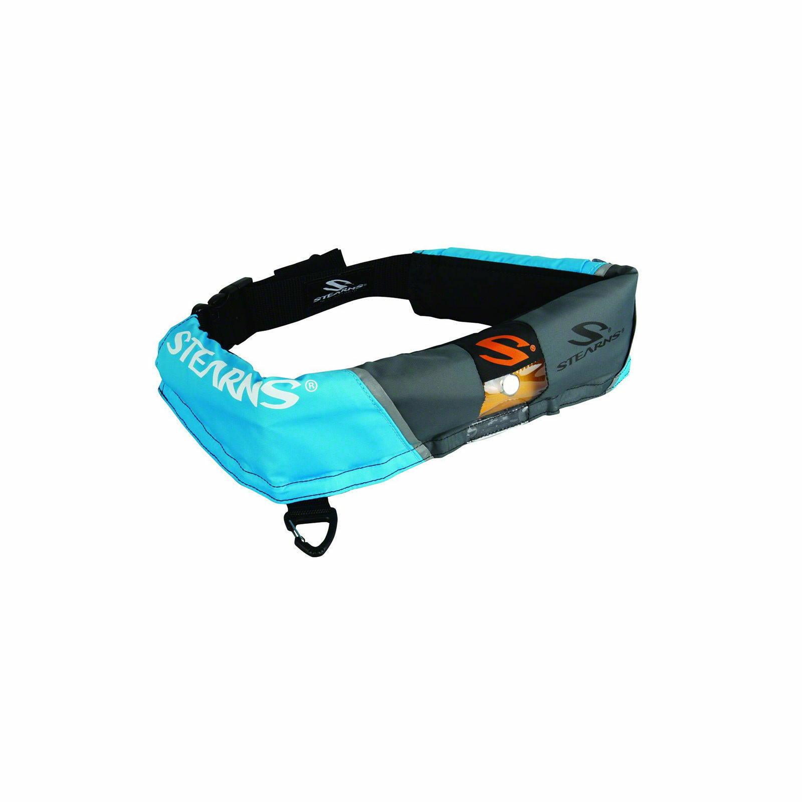nuovo Stearns Inflatable PFD 16g uomoual Belt blu 0340 SUP 2000013883