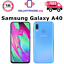 Brand-New-Samsung-Galaxy-A40-2019-64GB-Dual-SIM-4G-LTE-Android-Various-Colours thumbnail 7