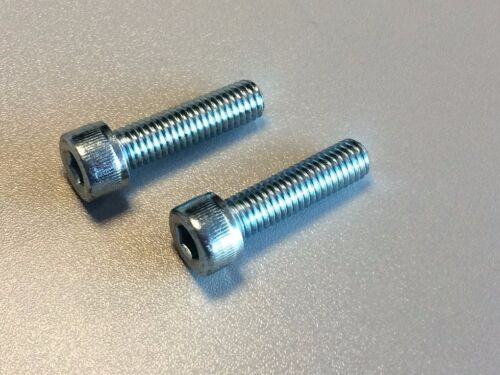 20-35 mm 10 Stk DIN 961 Sechskantschraube M8x1 Feingewinde bis Kopf verzinkt