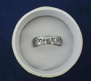 New-Stainless-Steel-6mm-Personalized-Custom-Engraved-Scripture-Ring-John-3-16