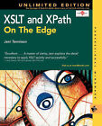 XSLT and XPath on the Edge (Unlimited Edition) by Jeni Tennison (Paperback, 2001)