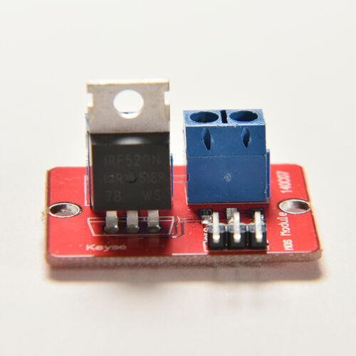 MOSFET Button IRF520 MOSFET Treibermodul für Arduino ARM Himbeere Sa ZV