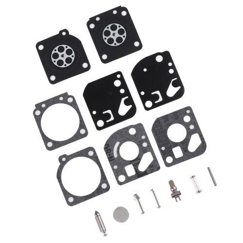 15Pc//set Carburetor Carb Rebuild Kit Fit Zama RB-29 Ryobi 26cc /&/& 30cc Trimmer4H