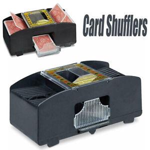 Automatische-Kartenmischer-Poker-Kartenmischmaschine-Elektrisch-Kartenmischgeraet