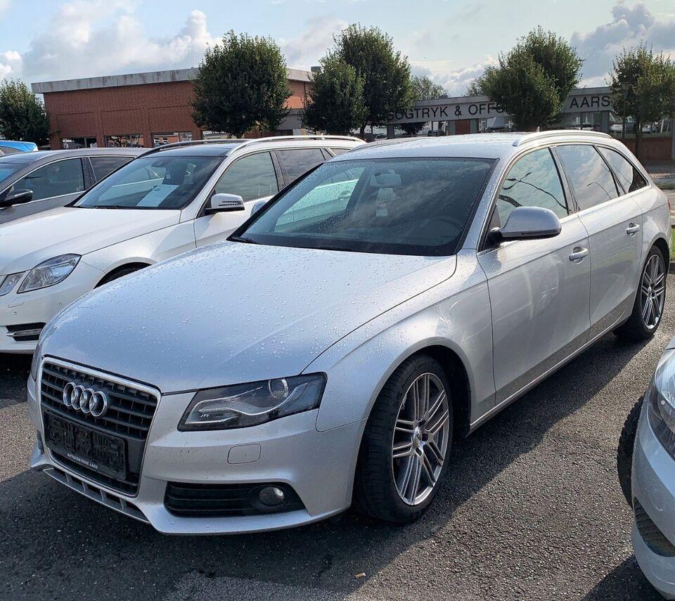 Audi A4 2,0 TDi 143 Avant Diesel modelår 2008 km 218000