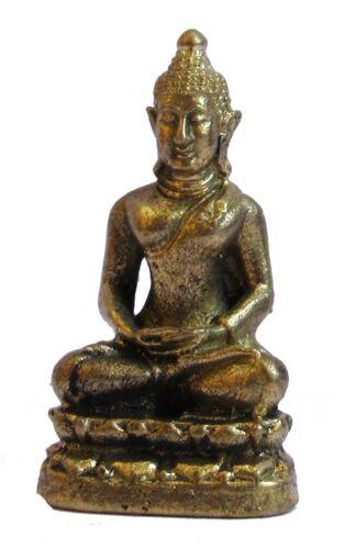 Figurine Bouddha Buddha bouddhisme méditation bouddhisme collection bronze