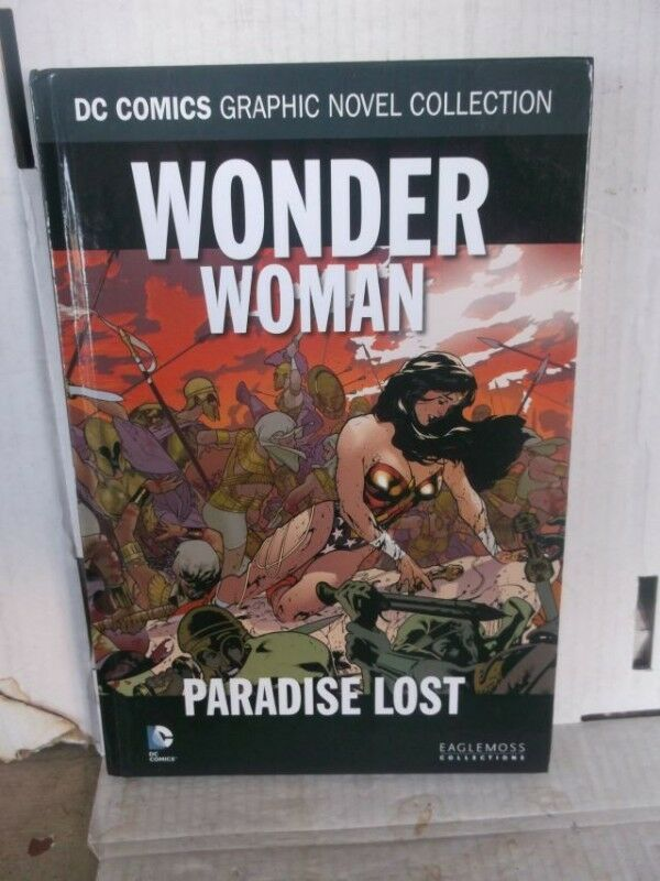 Wonder Woman;Paradise Lost;(DC ComicsGraphic novel collection)