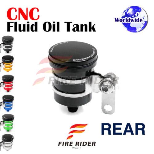 FRW 6C CNC Fluid Reservoir Rear Brake For Honda CBR1000RR ABS 08-15 09 10 11 12
