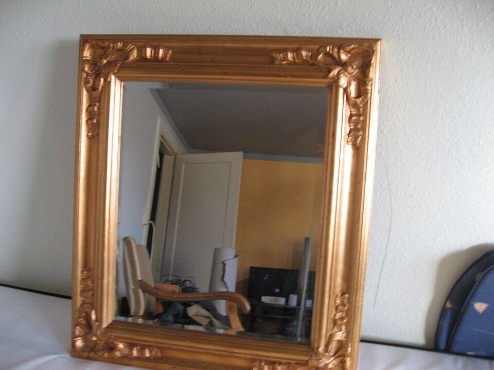Vægspejl
