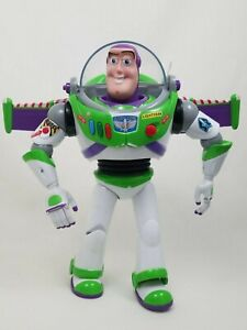 NEW Disney-pixar Toy Story Buzz Lightyear Talking Action Figure Toy