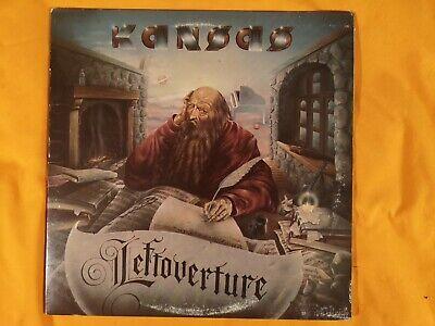 Kansas - Leftoverture (1994, CD)   Discogs