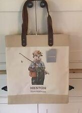 Waitrose Heston Toad Reusable bag SHOPPING BAG BNWT