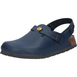premium selection 79959 c88cf Details zu Birkenstock Tokio Schuhe ESD blau Damen
