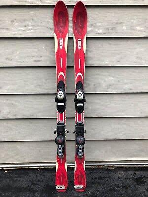 K2 Apache Jr 136cm System Ski w// Salomon C608 Bindings
