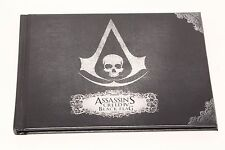 ASSASSIN'S CREED IV 4 BLACK FLAG ART BOOK EXCLUSIVE 80 PAGE ART BOOK NEW