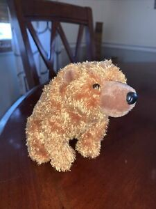TY Beanie Baby - SEQUOIA The Brown Bear Good Condition