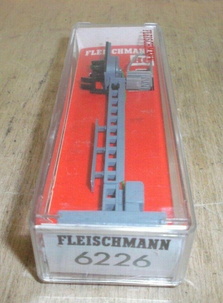 OVP Fleischmann H0 6117 Prellbock mit Gleissperr-Signal NEU
