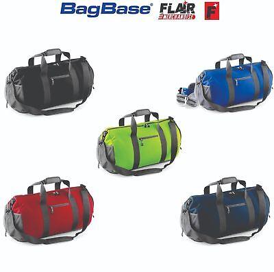 Bagbase Athleisure Kit Borsa, 5-colore- Diversificato Nell'Imballaggio