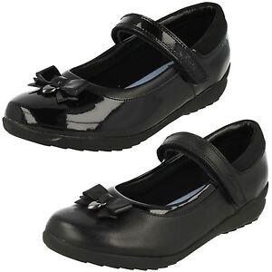 Zapatos Clarks Niñas Escuela-Ting fiebre