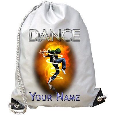 Dance / Danza Personalizzata Palestra / Pe / Nuoto Borsa-grande Regalo 4 Kids & Denominato-mostra Il Titolo Originale Moderno Ed Elegante Nella Moda