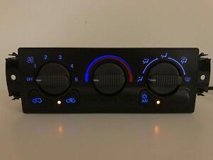 00-01-02-Silverado-Sierra-Heater-AC-Climate-Control-BLUE-LED
