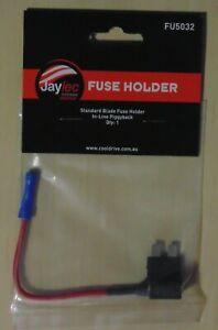 Jaylec-Fuse-Tap-Piggyback-Standard-Blade-Fuse-Holder-for-Nissan-Toyota-Honda-BMW