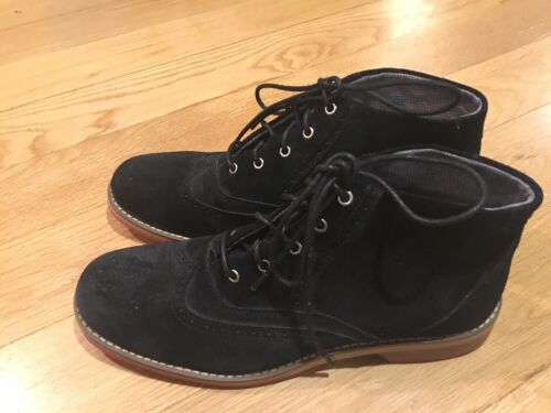 ciré Nwob Boots Homme 5 Semelle Noir Anle Wolverine Paxton 9 Chukka Rouge Suede 0g7qq