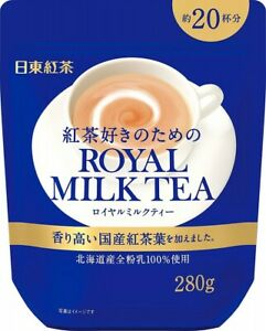 Nittoh-Tea-Japan-ROYAL-MILK-TEA-Instant-Tea-Powder-280g