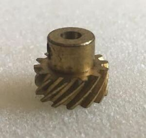 Meccano-211a-Helical-Gear-14-Teeth-RH-Right-Hand-Original-New-Unused-1st