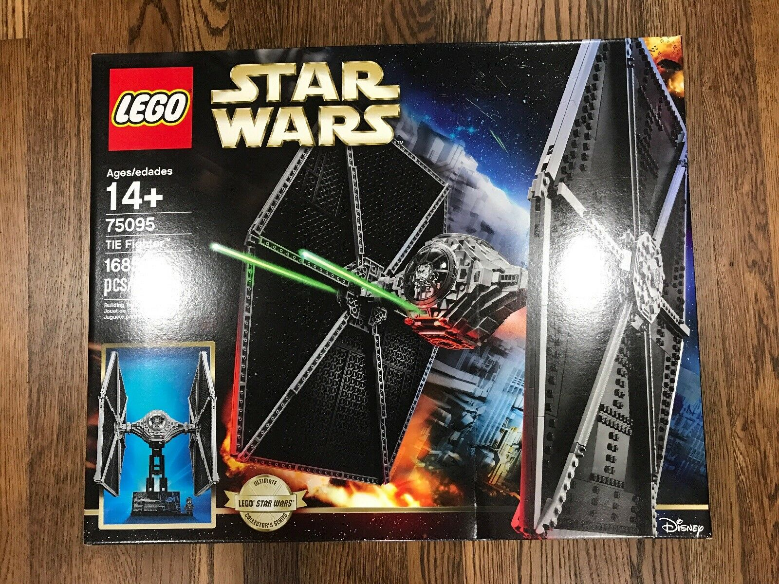 LEGO 75095 Star Wars cravate Fighter Set  Ultimate Collectors Series nouveau SEALED  prix raisonnable