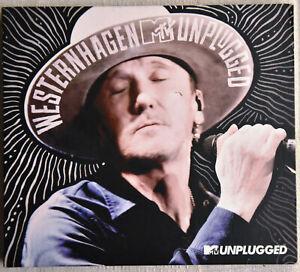 Marius Müller WESTERNHAGEN MTV unplugged 2-CD-SET Neuwertig LIVE-ALBUM Kult ROCK