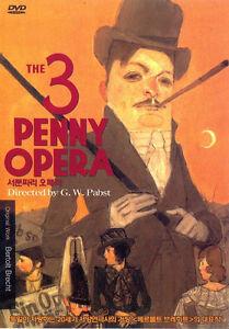 The-Three-Penny-Opera-Die-3-Groschen-Oper-1931-New-Sealed-DVD