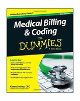 Medical Billing And Coding For Dummies Free Shipping