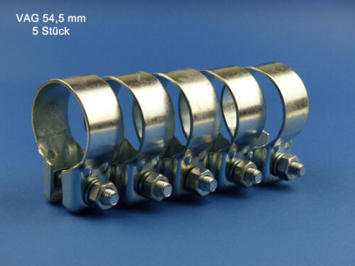 Breitbandschelle Ø54,5mm 5 Stück