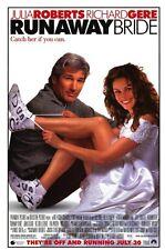 Runaway Bride 1999 Julia Roberts & Richard Gere Dolby Stereo, Scope nice print