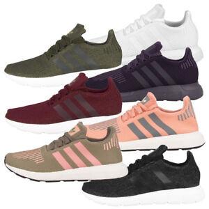 Details zu Adidas Swift Run Schuhe Damen Originals Freizeit Sneaker Running  NMD PK ZX 750
