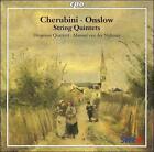 Cherubini, Onslow: String Quartets (CD, May-2006, CPO)