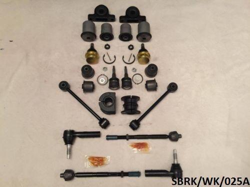 Front Suspension /&Steering Repair KIT Jeep Grand Cherokee 2005-2010 SBRK//WK//025A