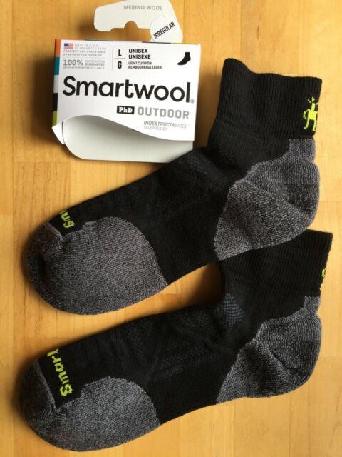 Smartwool PhD Outdoor Light Micro Socks Women/'s Run Wool Performance Sock