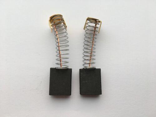 Carbon Brushes For Powerplus POWX1186 Breaker