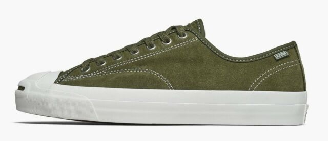 CONVERSE JACK PURCELL PRO OX SUEDE SKATE SHOES SIZE 10.5 NEW 161522C