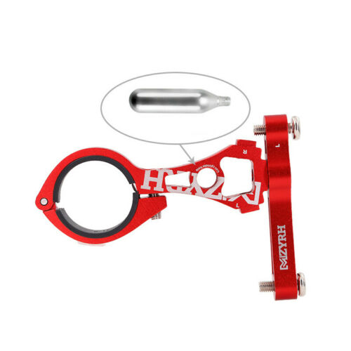 MZYRH Bicycle Double Water Bottle Cage Holder Mount Adapter Adjustable Compa NU3