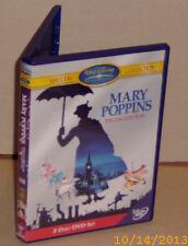 Walt Disney Mary Poppins Special Collection 2 Disc-DVD Set  Z4  Neu/OVP
