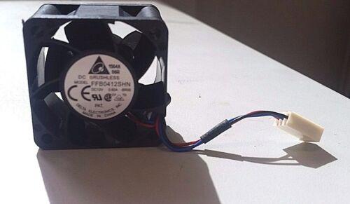 Delta 40mmx 28mm High Pressure Fan 12V 13000 RPM 108-FFB0412SHN-BR00