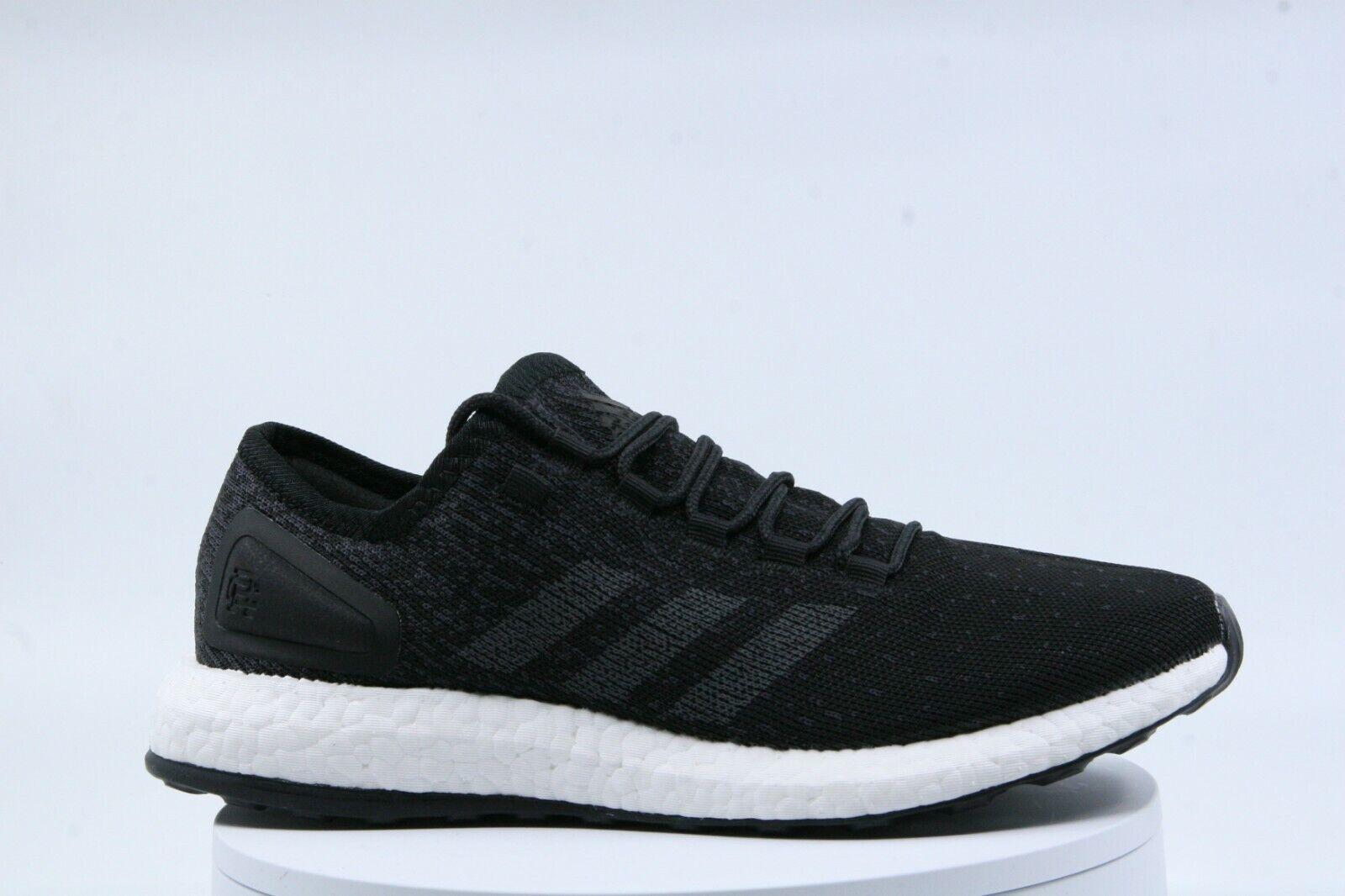 Adidas x Reigning Reigning Reigning Champ Men's PureBOOST shoes Black Primeknit 8.5M CG5331 146100