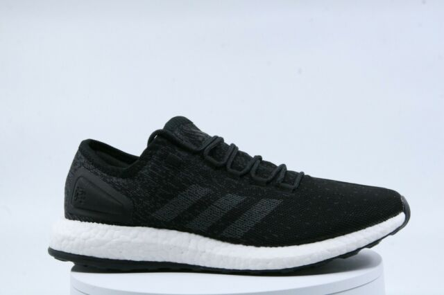 fff7ee7e20e8 adidas X Reigning Champ Pure Boost Core Black Solid Grey Running White  Cg5331 US 8.5
