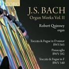 Orgelwerke Vol.2 von Robert Quinney (2013)