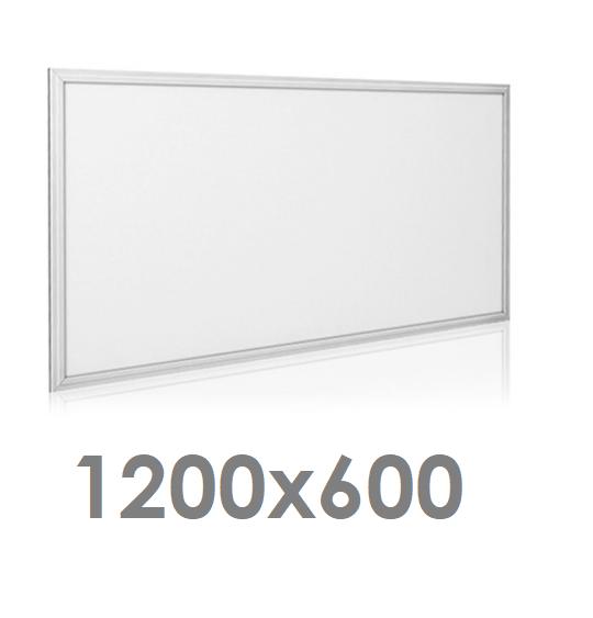 1200 X 600 60W LED PANEL 4000K COOL Weiß 50,000 HR LAMP LIFE