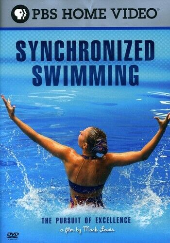The Pursuit Of Excellence Synchronized Swimming - DVD - VERY GOOD - $21.95